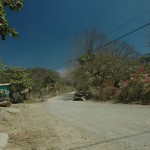Dusty Road Nicoya