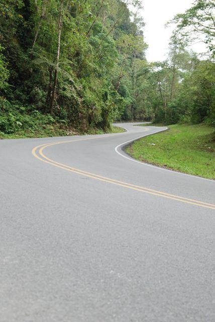 Interamericana richtung Dominical