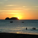 Sonnenuntergang Bahia Coco