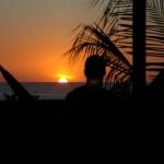 Sonnenuntergang Nicoya