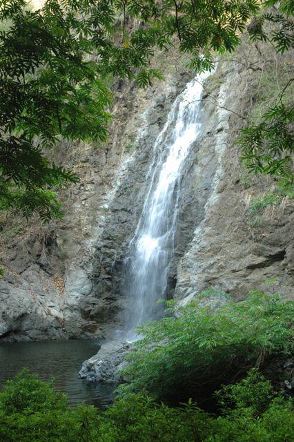 Wasserfall Montezuma